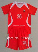 custom soccer uniform, sublimation printing, we can do custom design, no moq