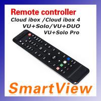 1pc VU+ remote control for VU solo Cloud ibox VU Solo pro VU Duo X Solo mini Openbox S6000HD satellite receiver free shipping
