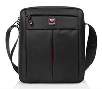 Black Men Messenger Bags Men Shoulder Bag for iPad Business Briefcase Crossbody Bags Satchel Quality Brand Canvas Men Book Bags