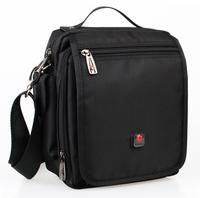 Black Men Handbags Shoulder Bag Men Messenger Bags Business Briefcase Crossbody Bags Satchel Quality Brand Canvas Men Book Bags