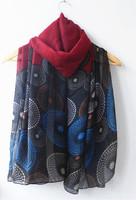 (free shipping)muslim shawl ,muslim scarf,muslim hijab,viscose 180*100cm,can choose colors