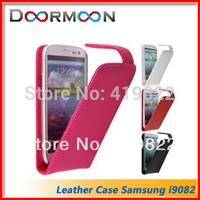Genuine Brand New Doormoon Original Flip Leather Case Cover Skin For Samsung Galaxy Grand DUOS I9082 I9080 I9060