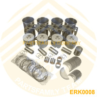 Engine Rebuilt Kit for 4JG1 4JG1T IHI Diesel Excavator,Mobile Light Tower and Generator set