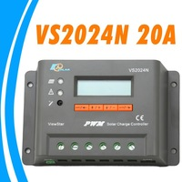 20A VS2024N Solar Charge Controller 12V 24V dual timer control 2 Years Warranty