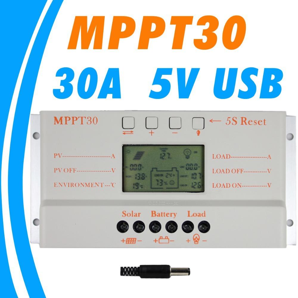 MPPT 30A sola