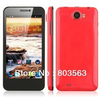 SG POST free shipping Cubot GT99 Smartphone Android 4.2 MTK6589 Quad Core 4.5 Inch 12.0MP Camera-Red