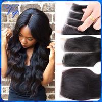 Brazilian Virgin Hair Lace Closure 1pc Virgin Brazilian Body Wave Hair Ms Lula 4x4 Free Part Brazilian Body Wave Lace Closure