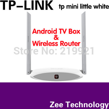 Free shipping TP LINK TP mini little Android 4.1 TV Box RK3066+A9 Dual Core Google play Pre-installed 1GB/4GB with mini pc Wifi