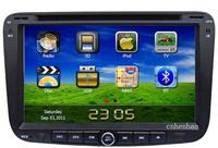 "7""HD in dash 2din head unit car dvd player gps navi for GEELY 2012 EMGRAND EC7 original steering wheel control Russian menu"