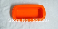 Size:27.5*14*6.2cm rectangle silicon cake silicone molds for cakes baking tools free shipping food grade silicone