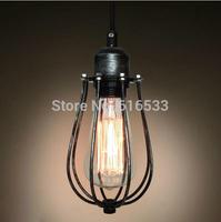 Vintage Loft Industrial American Cord Lustre Edison Pendant Lamp Plate Kitchen Dinning Living Room Modern Home Decor Lighting