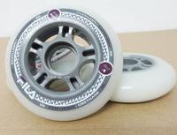 4 wheels 84mm 82a skating shoes roller skates slalom skates skating shoes casual inline skate wheel wheels