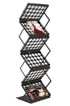 A3 Zip Up Literature Holder(Steel) / trade show product / Exhibition equipment / portable display / Indoor & Outdoor Promotion