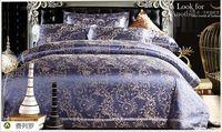 PROMOTION luxurious bedding set king size hot sale comforter set queen coverlet bedlinen