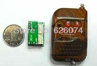 MINI DC3.6-14V/1.5A 2CH RF Wireless Remote Control Switch  Receivers&Transmitter self- Learning Code.YK02-2 DIY preferred
