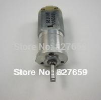 F280 planetary gear reduction motor carbon brush 3-24 v dc motor robot 2 PCS free shipping