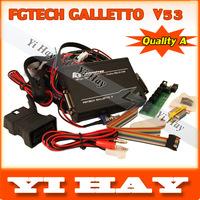 FGTECH GALLETTO 3 MASTER V53 EOBD2 A Quality , ECU programmer fg tech galletto 2  BDM-TriCore-OBD, with USB key free shipping