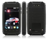 Hummer H1+ waterproof mobile phone shockproof dustproof GPS 3.5 inch capacitive screen 960*640P dual sim dual standby 512MB/4GB