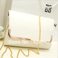 The new bag shoulder bag handbag fashion PU leather bag + free shipping