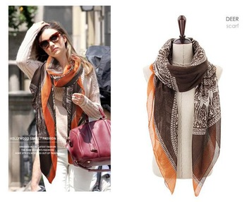 Free shipping, 180*110 cms, cotton viscose scarf, fashion shawl,quality scarves, cheap price, high quality Black Burgundy Grey