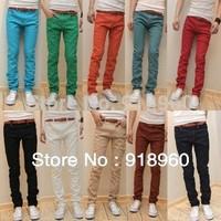 2014 new sale XXXL 4XL fashion Men's Pants trousers/candy colored pencil pants/skinny pants/legging long trousers/MTS