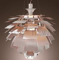Free Shipping e14 led  Denmark Nordic American country bar restaurant retro chandelier lamp aluminum