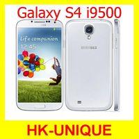 Original Samsung Galaxy S4 i9500 13MP Camera Quad Core 16GB storage mobile phone in stock Free Shipping