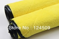 ultra microfiber wax and polish cloths for car buffing cloth