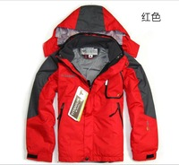 Children kids /boys winter Outdoor jacket sports teenage clothes Waterproof windproof breathable 2in1 boy girl winter coat