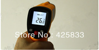 Non-Contact Laser Infrared Digital Thermometer LCD with Back Light 350 Centidegee Free