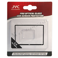Free Shipping Pro Hard LCD Screen Protector Optical Glass for Canon 6D DSLR