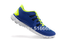 2013 FREE Run 5.0 3 barefoot running shoes for man, flexiable  men 45 46 women athletic shoes, with ticks, tags, dropshipping ok