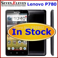 Original Lenovo P780 Express MTK6589 Quad Core mobile phone 4000mAh 5.0'' Gorilla glass Android 4.2 Multi Language Russian