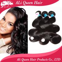 6A Peruvian Virgin Hair Body Wave 3Pcs/Lot Free Shipping Peruvian Body Wave Hair 100% Unprocessed Human Hair