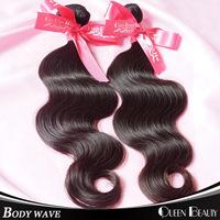 6a Brazilian body wave 2pcs lot,brazilian hair weave bundles 100% unprocessed virgin brazilian hair,8''-30''inch,shipping free