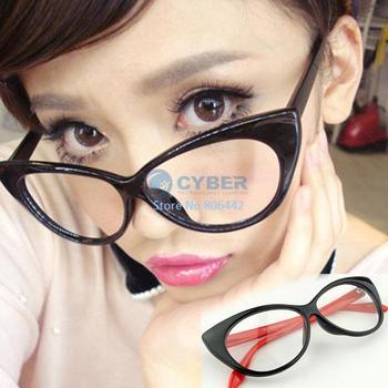 Free Shipping Fashion Vintage Style Classical Design Cat Eyes Eyeglasses 5464