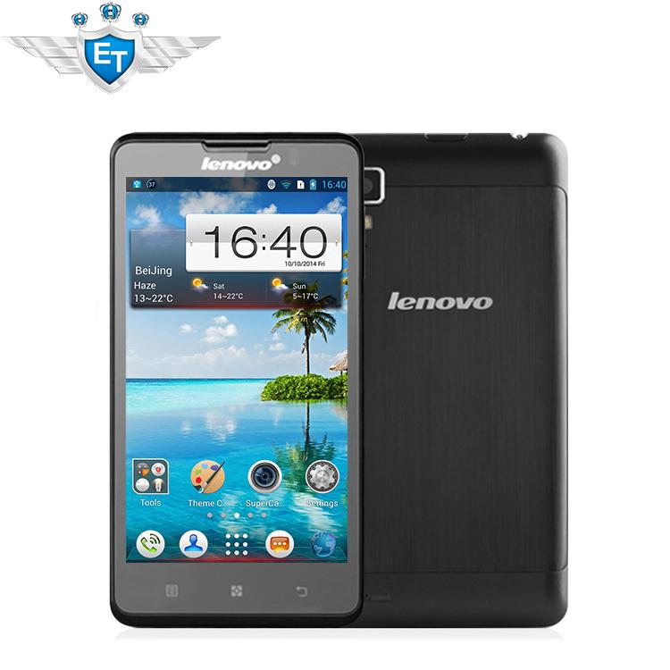 Lenovo P780 Quad core Smartphone MTK6589 1.2GHz 1G Ram 4G Rom 5.0 Inch HD IPS Screen 8.0MP Camera 4000mAh Dual SIM(China (Mainland))