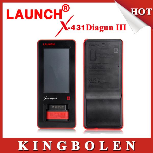 [Launch Distributor] 2014 Original X431 Auto Scanner International Version Launch X431 Diagun III Update Via Official Website(China (Mainland))