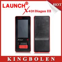 [Launch Distributor] 2014 Original Launch Diagnostic X431 Auto Scanner Global Version Launch X431 Diagun III Update By Internet