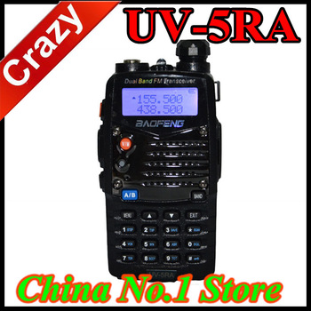 BaoFeng New Launched BF UV-5RA 5W 128CH FM Dual Band Two-way radio IP56 Waterproof walkie talkie VHF 136-174MHZ UHF 400-520MHZ