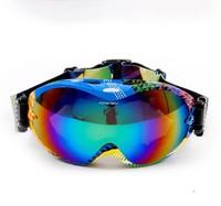 2014  new dual lens uv-protection anti-fog snow  sking ski goggles men mask snowboarding glasses men& womenski goggles