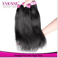Cheap Peruvian Virgin Hair Weft,3 Bundles Mix Length Grade 4A Natural Straight Human Hair,12-28 Inches Aliexpress Yvonne Hair