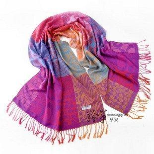 Multi-style Nations style pashmina, fashion women scarf, shawl, Freeshipping,  PWM001