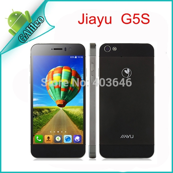 "In stock Original Jiayu G5 phone MTK6589T 1.5GHz Quad Core 4.5"" Gorilla 1GB ROM 4GB ROM Android4.2 3G/WCDMA GPS Mobile phones(China (Mainland))"