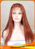 tangle free,no shedding free shipping silky straight  indian hair wigs