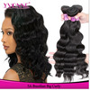 Free Shipping 3 Bundles Brazilian Virgin Human Hair Extension,Big Curly,Grade 5A,Natural Color,12-28 Inch Available