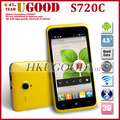 New Arrival Original THL W3+(Dual Core) Android phone MTK6577+1Ghz 4.5&#39;&#39;HD 1280x720 3G Dual-SIM 1G RAM 4G ROM Support Russian