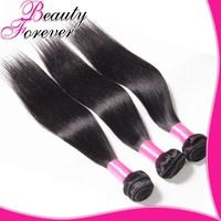 3pcs/lot Mix Length 6A Unprocessed Virgin Malaysian Hair Straight Human Hair Weaves Beauty Forever Malaysian Virgin Hair