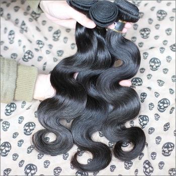 3Pcs/Lot Prom Queen Hair Products Brazilian Virgin Hair Body Wave Unprocessed Human Hair Weave Brazilian Body Wave Free Shipping