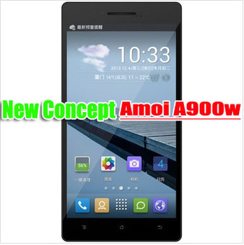 "Amoi N828 Upgrade Verison of Amoi N821 MTK6589 quad 1.2G Processor 4.5""IPS 960X540 Dual Camera 8MP Dual sim three colors"